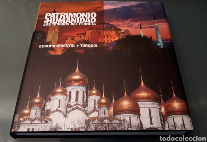 Enciclopedias: Signo Editores Patrimonio de la Humanidad Los Tesoros del Planeta - Foto 5 - 181108893