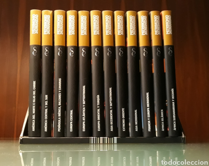 SIGNO EDITORES PATRIMONIO DE LA HUMANIDAD LOS TESOROS DEL PLANETA (Libros Nuevos - Diccionarios y Enciclopedias - Enciclopedias)