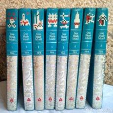 Enciclopedias: GRAN MUNDO INFANTIL. 8 TOMOS. EDITORIAL MARIN, 2ª EDICION, 1972, 1973.. Lote 182269087
