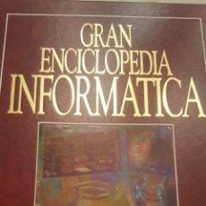 Enciclopedias: ENCICLOPEDIA DE LA INFORMATICA. Lote 182795556