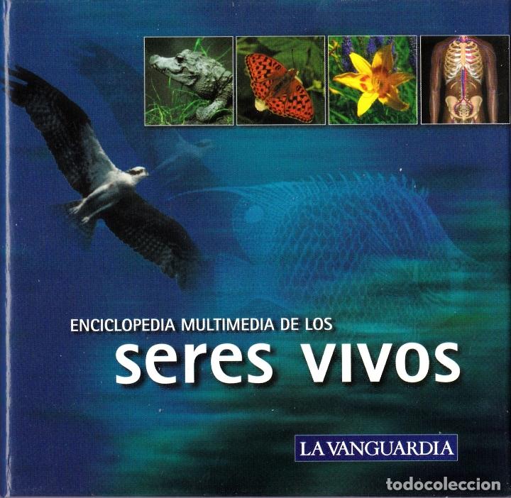 ENCICLOPEDIA MULTIMEDIA DE LOS SERES VIVOS (14 CD-ROM) (Libros Nuevos - Diccionarios y Enciclopedias - Enciclopedias)