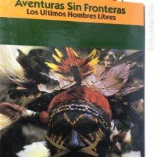 Enciclopedias: AVENTURAS SIN FRONTERA - AFRICA - ASIA EUROPA-AMERICA - AMERICA-OCEANIA - 4 LIBROS - CLUB INTERNACI. Lote 183070582