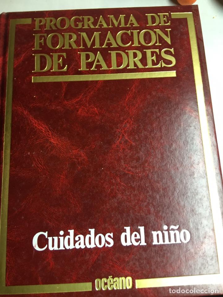 Enciclopedias: PROGRAMA DE FORMACION DE PADRES - ADOLESCENCIA - CUIDADOS DEL NIÑO - MATERNIDAD - 3 LIBROS - OCEANO - Foto 2 - 183071398