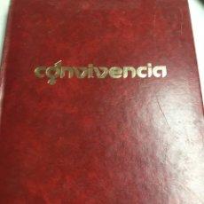 Enciclopedias: CONVIVENCIA - ORIENTACION SEXUAL - SEDMAY - TOMO I. Lote 183071770