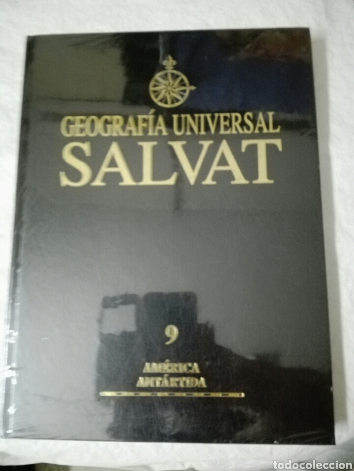 Enciclopedias: GEOGRAFIA UNIVERSAL SALVAT - Foto 2 - 183594930