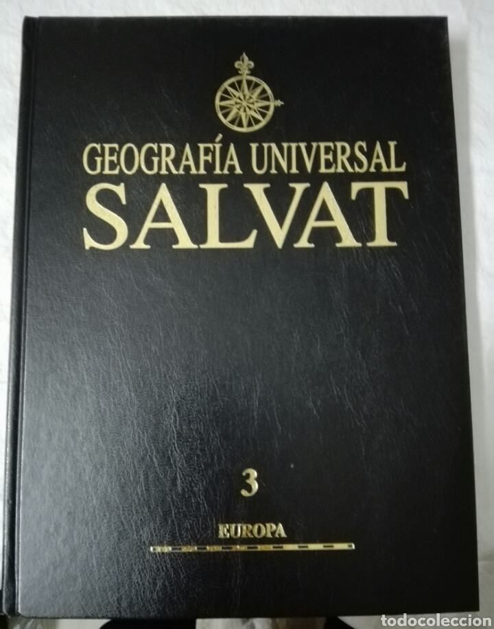 Enciclopedias: GEOGRAFIA UNIVERSAL SALVAT - Foto 3 - 183594930