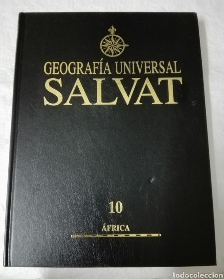 Enciclopedias: GEOGRAFIA UNIVERSAL SALVAT - Foto 4 - 183594930