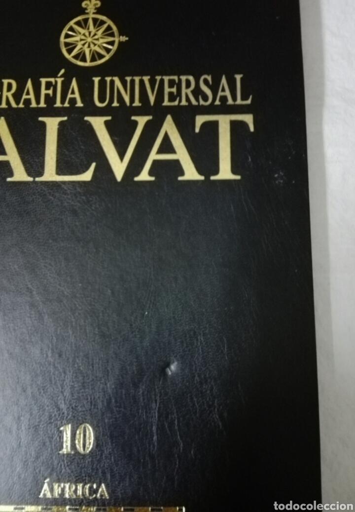 Enciclopedias: GEOGRAFIA UNIVERSAL SALVAT - Foto 5 - 183594930