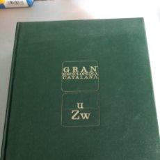 Enciclopedias: GRAN ENCICLOPEDIA CATALANA. Lote 184829963