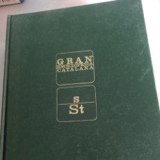 Enciclopedias: GRAN ENCICLOPEDIA CATALANA. Lote 184830896