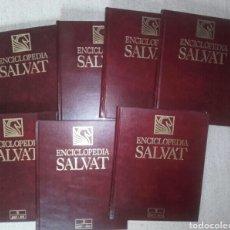 Enciclopedias: ENCICLOPEDIA SALVAT DICCIONARIO COLECCIÓN. Lote 185713455