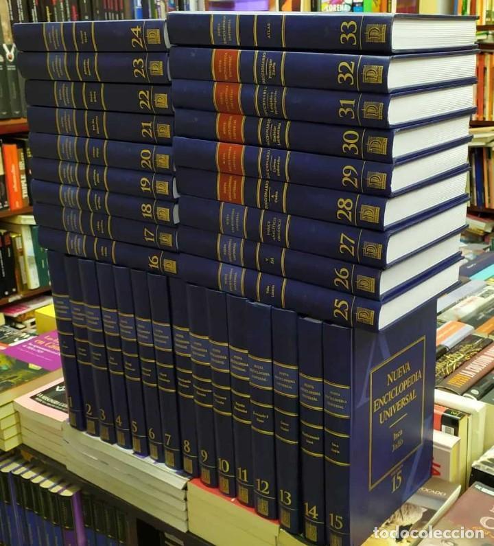 NUEVA ENCICLOPEDIA UNIVERSAL. (33 TOMOS). A-ENC-448-SF.JPG (Libros Nuevos - Diccionarios y Enciclopedias - Enciclopedias)