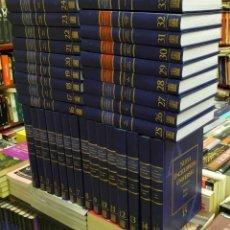 Enciclopedias: NUEVA ENCICLOPEDIA UNIVERSAL. (33 TOMOS). A-ENC-448-SF.JPG. Lote 185735665