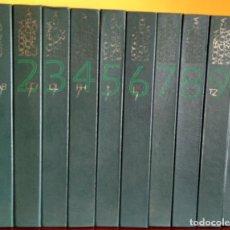 Enciclopedias: MODERNA ENCICLOPEDIA ILUSTRADA 10 TOMOS. Lote 189463302