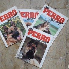 Enciclopedias: ENCICLOPEDIA MI PERRO MI AMIGO. Lote 192913563