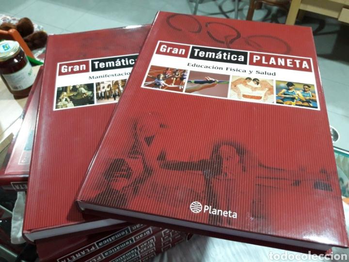 Enciclopedias: Enciclopedia gran temática planeta - Foto 3 - 193970462