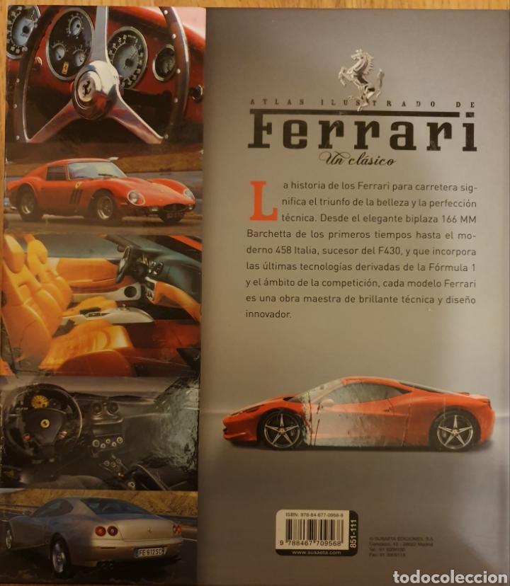 Enciclopedias: Libro Atlas Ferrari. ISBN:9788467709568 - Foto 2 - 194151187