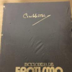 Enciclopedias: ENCICLOPEDIA DEL EROTISMO CAMILO JOSE CELA 4 TOMOS. Lote 194927488