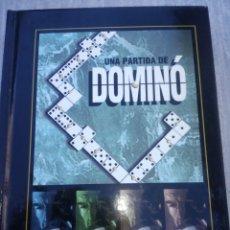 Enciclopedias: UNA PARTIDA DE DOMINO ANTONIO PERAN ELVIRA. Lote 194996753