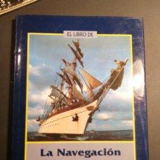 Enciclopedias: LA NAVEGACIÓN HISTORIA. Lote 197825987