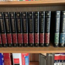 Enciclopedias: ENCICLOPEDIA BRITANICA. Lote 198978797