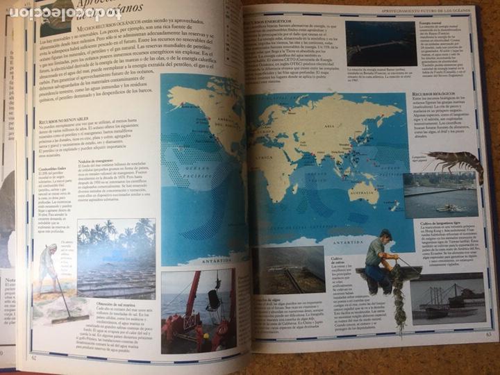 Enciclopedias: Los grandes atlas visuales. 2 tomos. El Periodico - Foto 3 - 199183202