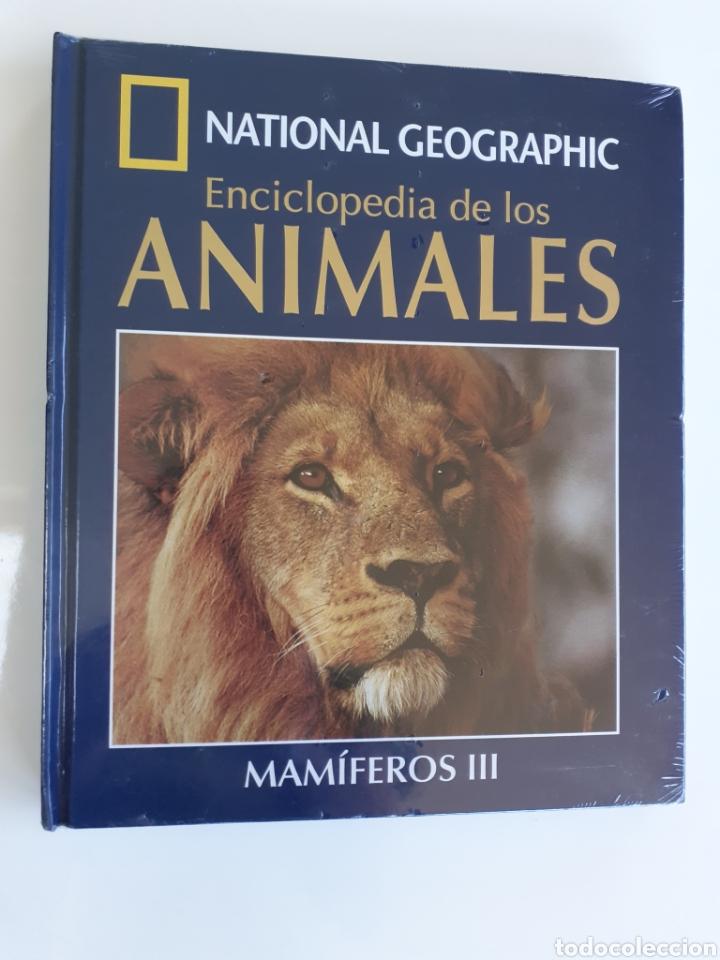 ENCICLOPEDIA DE LOS ANIMALES.!! PRECINTADA!!. LIBRO + DVD. (Libros Nuevos - Diccionarios y Enciclopedias - Enciclopedias)