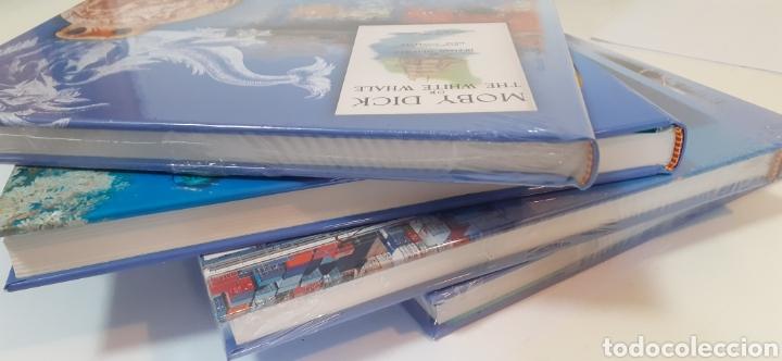 Enciclopedias: GRAN ENCICLOPEDIA DEL MAR VOLUMENES 5-6-7 Y 8 - Foto 3 - 202809310