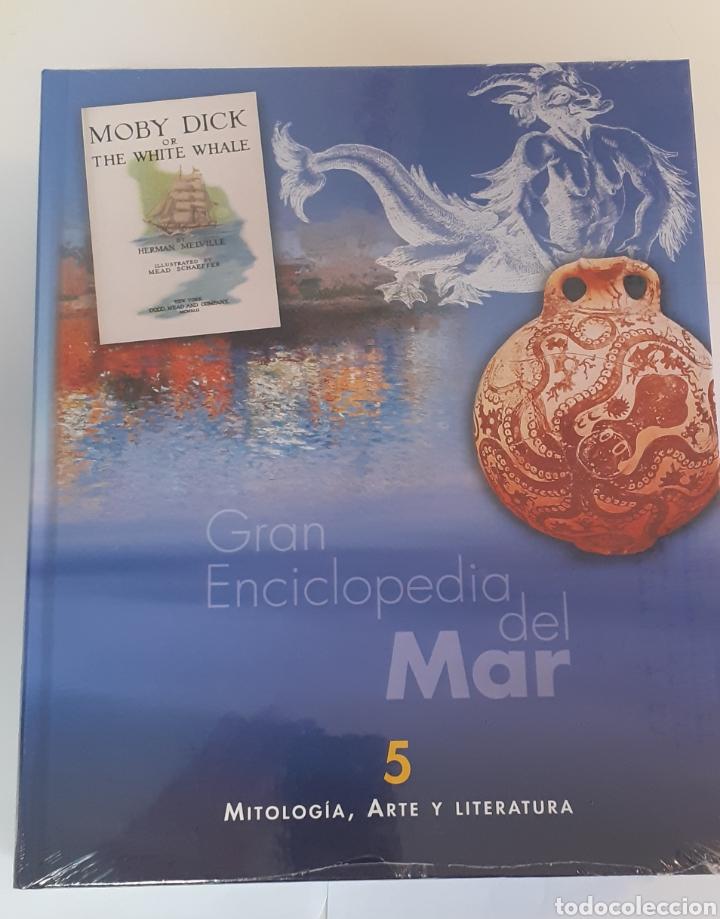 Enciclopedias: GRAN ENCICLOPEDIA DEL MAR VOLUMENES 5-6-7 Y 8 - Foto 4 - 202809310