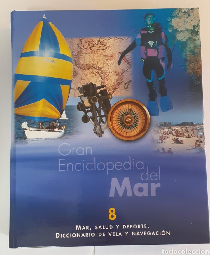 Enciclopedias: GRAN ENCICLOPEDIA DEL MAR VOLUMENES 5-6-7 Y 8 - Foto 5 - 202809310