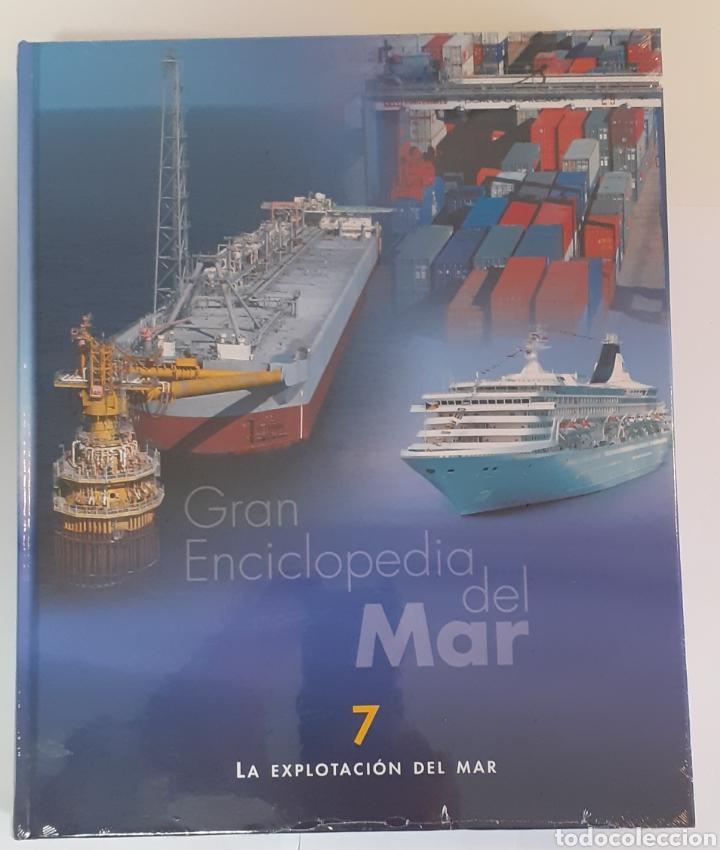 Enciclopedias: GRAN ENCICLOPEDIA DEL MAR VOLUMENES 5-6-7 Y 8 - Foto 6 - 202809310