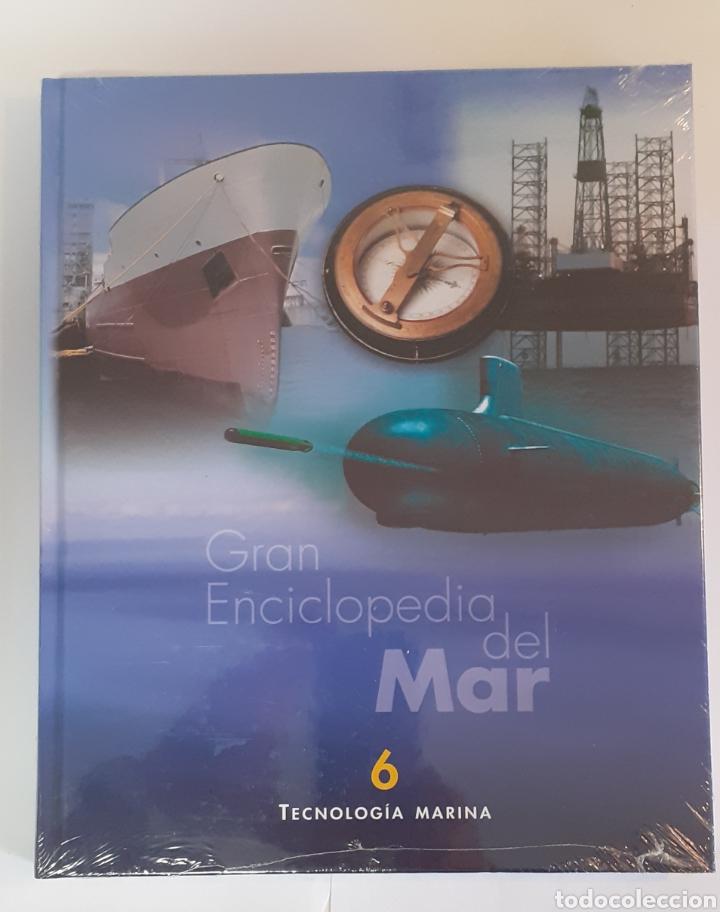 Enciclopedias: GRAN ENCICLOPEDIA DEL MAR VOLUMENES 5-6-7 Y 8 - Foto 7 - 202809310