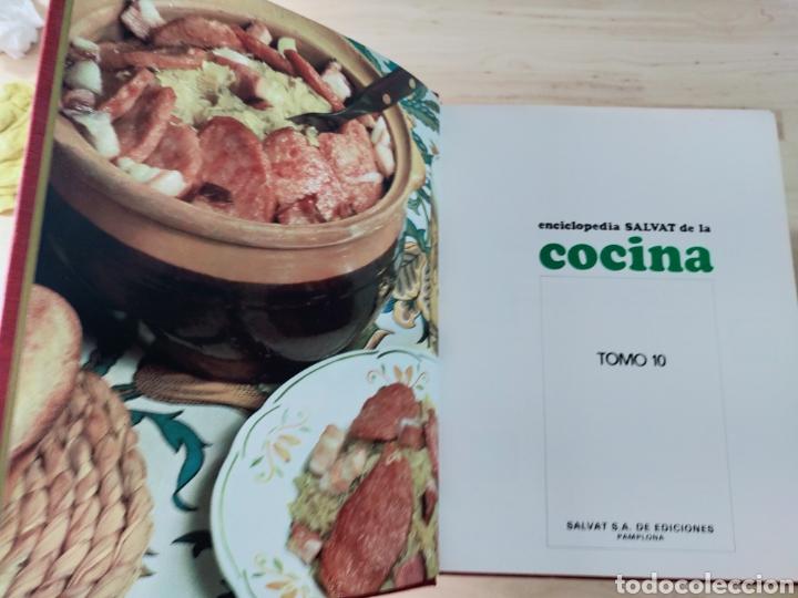 Enciclopedias: Enciclopedia Salvat de la Cocina - Foto 3 - 203044871