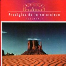 Enciclopedias: LUGARES MISTERIOSOS - ATLAS DE LO EXTRAORDINARIO - 6 TOMOS + 13 VIDEOS - EDICIONES DEL PRADO. Lote 205807156