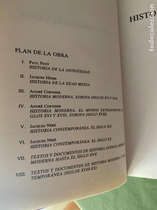 Enciclopedias: HISTORIA UNIVERSAL LABOR 8 TOMOS 1991 - PERFECTO ESTADO! - BUENA LECTURA Y MAGNIFICA DECORACIÓN! - Foto 6 - 207701453