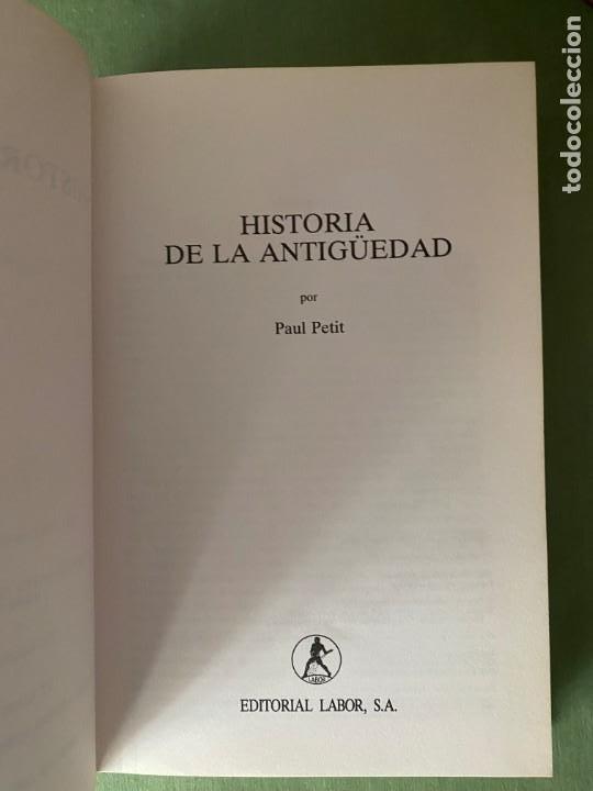 Enciclopedias: HISTORIA UNIVERSAL LABOR 8 TOMOS 1991 - PERFECTO ESTADO! - BUENA LECTURA Y MAGNIFICA DECORACIÓN! - Foto 7 - 207701453