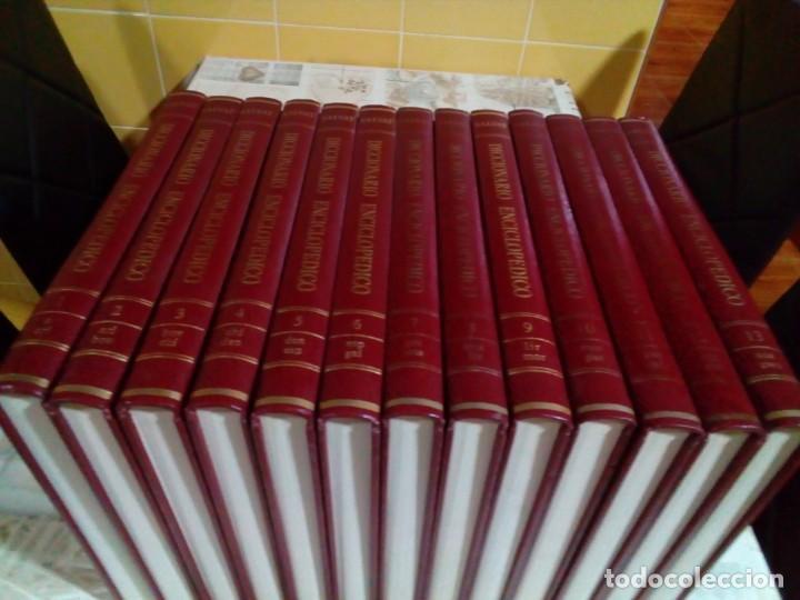 Enciclopedias: DICCIONARIO ENCICLOPEDICO SALVAT 13 tomos - Foto 3 - 207787196