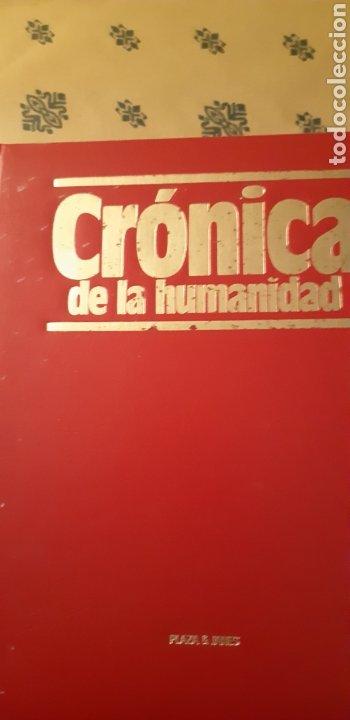 Enciclopedias: Cronica de la humanidad 2 tomos - Foto 2 - 210490602
