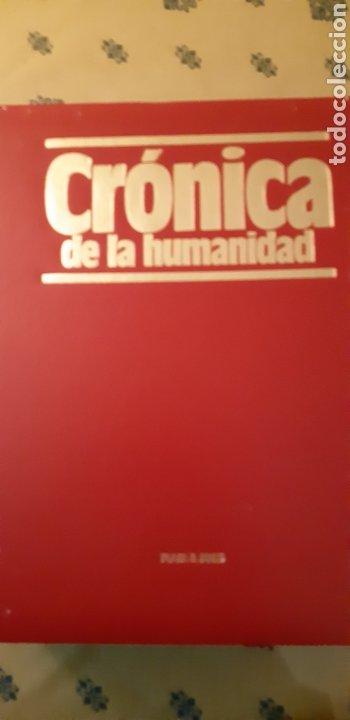 CRONICA DE LA HUMANIDAD 2 TOMOS (Libros Nuevos - Diccionarios y Enciclopedias - Enciclopedias)