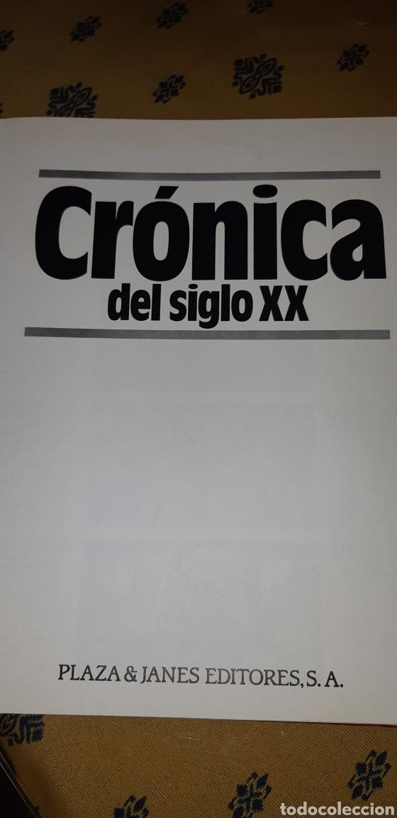 Enciclopedias: Cronica del sxx 2 tomos - Foto 2 - 210491741