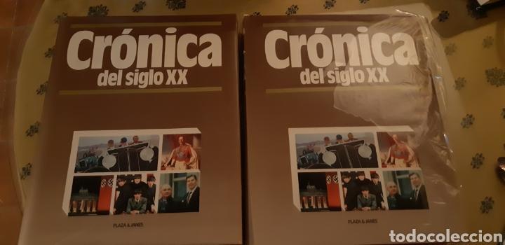 CRONICA DEL SXX 2 TOMOS (Libros Nuevos - Diccionarios y Enciclopedias - Enciclopedias)