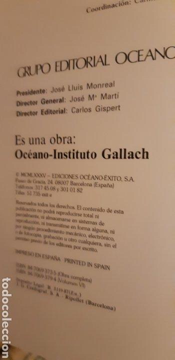 Enciclopedias: 6 tomos historia de España instituto gallach - Foto 4 - 210519573