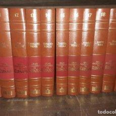 Enciclopedias: GRAN ENCICLOPEDIA DE ESPAÑA. 22 TOMOS.. Lote 210548838