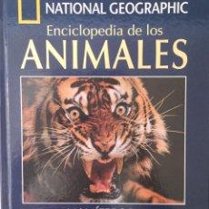 Enciclopedias: ENCICLOPEDIA DE LOS ANIMALES. MAMÍFEROS I. NATIONAL GEOGRAPHIC. Lote 210647269