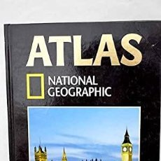 Enciclopedias: NATIONAL GEOGRAPHIC: ATLAS NATIONAL GEOGRAPHIC 2004 25 EJEMPLARES COMPLETA.. Lote 213913391