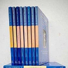 Enciclopedias: SUMMA ARTIS ANTOLOGÍA. COMPLETA, 16 TOMOS.VARIOS ESPASA-CALPE, 2004 A ESTRENAR. Lote 213915845