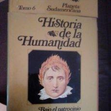 Enciclopedias: ENCICLOPEDIA HISTORIA DE LA HUMANIDAD. Lote 214313243