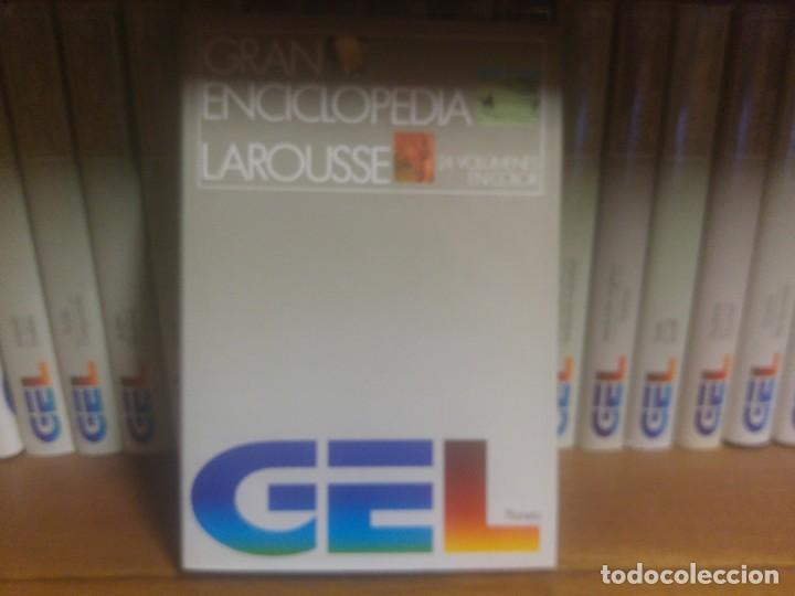 GRAN ENCICLOPEDIA LAROUSSE. 24 TOMOS 2 ANEXOS (Libros Nuevos - Diccionarios y Enciclopedias - Enciclopedias)