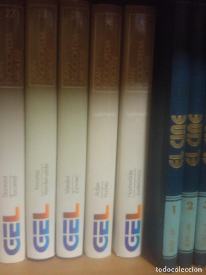 Enciclopedias: GRAN ENCICLOPEDIA LAROUSSE. 24 TOMOS 2 ANEXOS - Foto 3 - 214719141