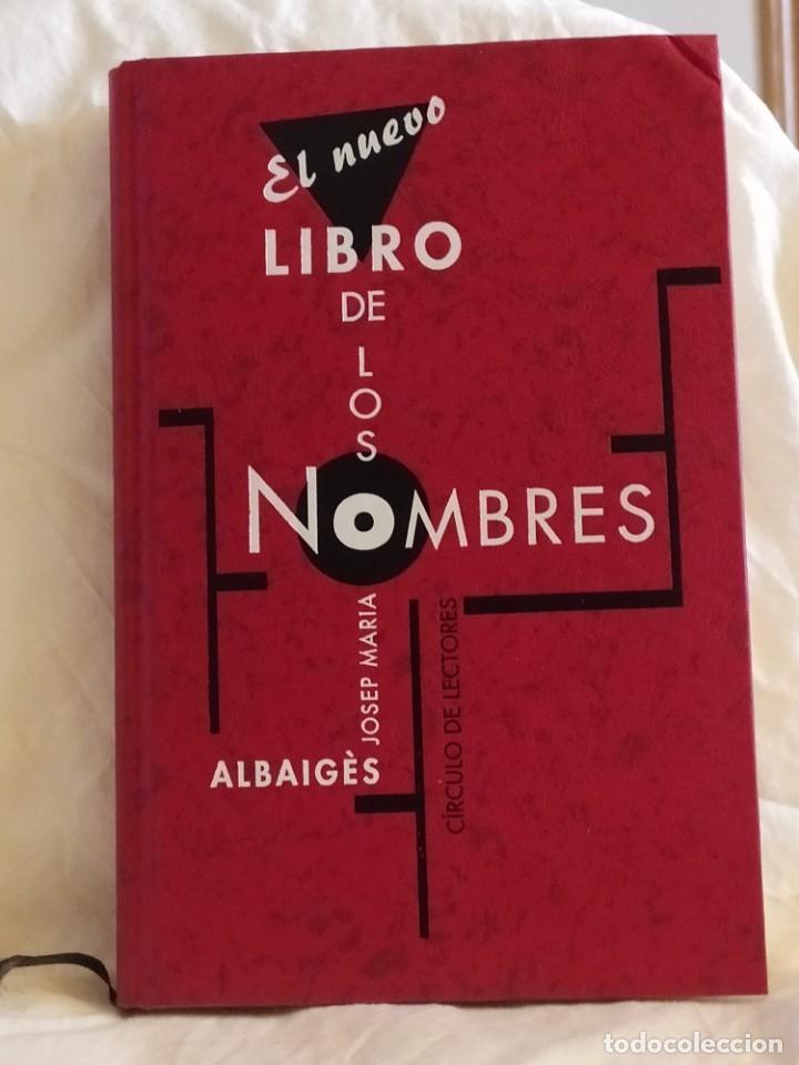 EL NUEVO LIBRO DE LOS NOMBRES (Libros Nuevos - Diccionarios y Enciclopedias - Enciclopedias)